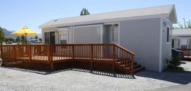 Cottage at Wine Ridge RV Resort in Pahrump, NV